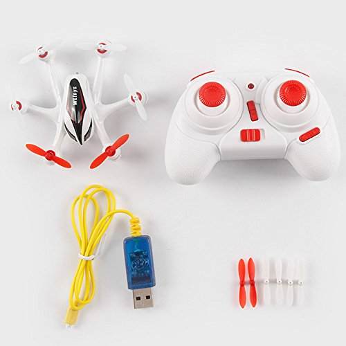 WLtoys Q272 Mini Quadcopter 2.4G 4CH 6-Achsen-Gyro UFO RC-Drohnen mit 3D-Tumble / Headless - 5