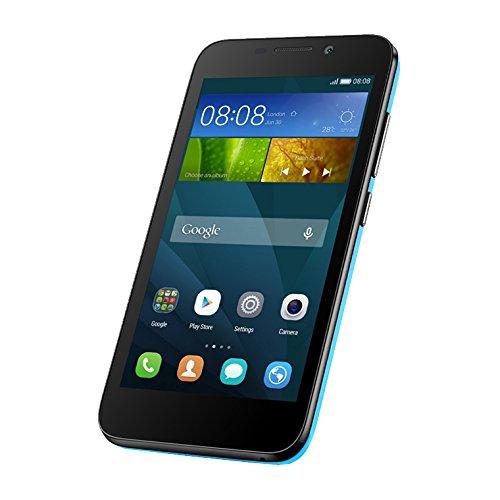 TIM Huawei Y5 8GB 4G Negro, Azul - Smartphone (SIM única, Android, EDGE, GPRS, GSM, HSPA+, UMTS, LTE, Micro-USB)