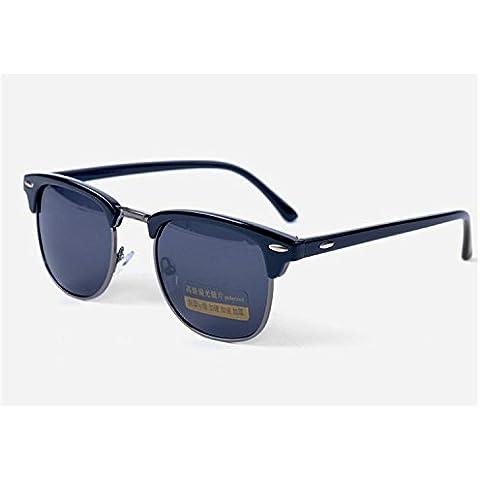 YKQJING Moda ladies occhiali da sole polarizzati occhiali da sole come occhiali da sole UV
