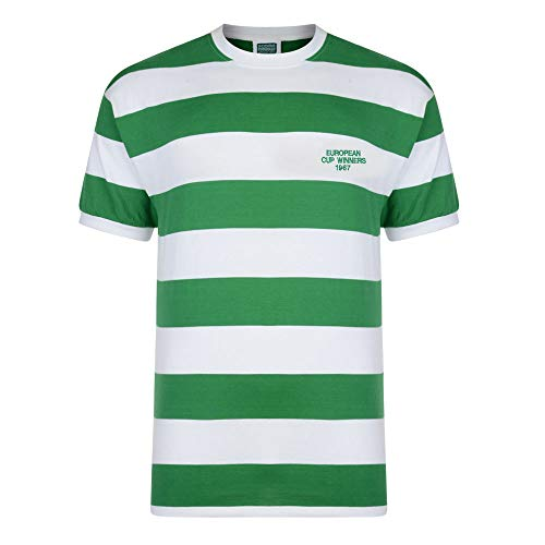 Official Retro Celtic 1967 European Cup Winners Shirt