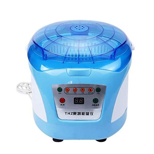 WJSWXS 8L Intelligent Ozone Obst- und Gemüsewaschmaschine - Automatische Obst- und Gemüsewaschmaschine für den Haushalt, LED Intelligent Control Panel. -