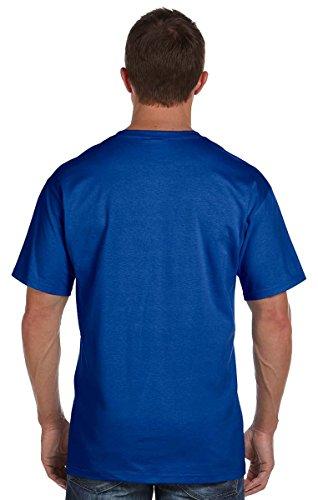 Fruit of the LoomHerren T-Shirt Hellblau