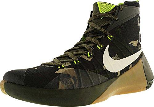 Nike Hyperdunk 2015 Prm, Scarpe sportive, Uomo CARGO KHAKI/SAIL-SEQUOIA-BMB