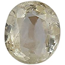 100% Natural Yellow Sapphire (Pukhraj/Guru) Certified Astrological Gemstone (2.36 CTS)