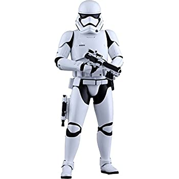 Hot Toys 1:6 Scale Star Wars The Force Awakens First Order Stormtrooper Figure