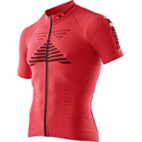 X-Bionic - Effektor Biking Powershirt S/S, Color Rojo, Talla L