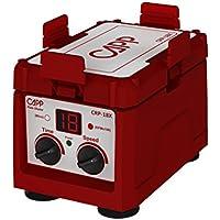 CappRondo CRP-18X Plattenschüttler, 1800 UpM einzustellbare Geschwindigkeit und Timer, PC