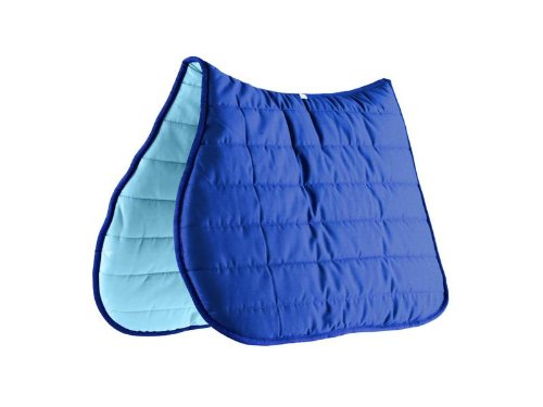 roma-softie-reversible-saddle-pad-navy-blue-reversible