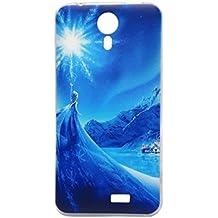 Prevoa ® 丨Colorful Silicona Protictive Funda Case para Blackview BV2000 5,0 Pantalla Smartphone - 9