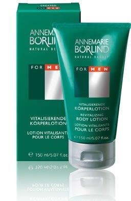 Annemarie Borlind revitalisant Lotion pour le corps pour homme 150 ml