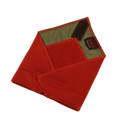Domke 722-11R - Cobertura de protección (28 centímetros), color rojo