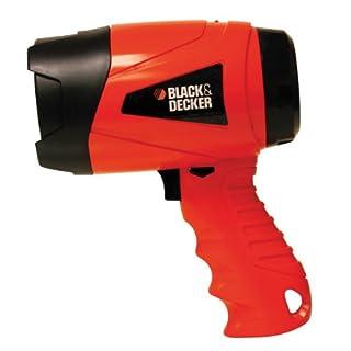 Black and Decker BDSL411 Handscheinwerfer LED, 3 Watt