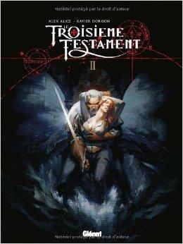 Le Troisième Testament, tome 2: Matthieu ou le visage de l'ange de Xavier Dorison,Alex Alice (Illustrations) ( 11 novembre 1998 )