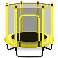 47 Zoll Trampolin mit Schutznetz, Safe Elastic Band Fitness Trainer für Kinder oder Erwachsene Tragende 550lbs Springende Bett preisvergleich bei fajdalomcsillapitas.eu