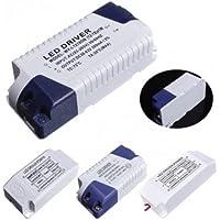 Bheema - Transformador electrónico de corriente constante, 300 mAh, luz LED para el hogar, 18 W