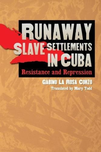 Descargar Libro Runaway Slave Settlements in Cuba: Resistance and Repression (Envisioning Cuba) de Mary Todd