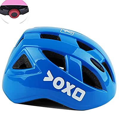 XINGCHENGSPORT Kids Helmet Boys and Girls Adjustable Comfortable Ultralight Helmet Children Multi-Sport Safety Helmets for Roller, Scooter, Skateboard, Bicycle by XINGCHENGSPORT
