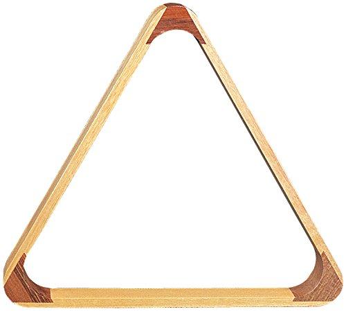 Dreieck, Triangel für Pool-Billard 57,2mm aus Holz