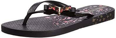 Ipanema Women's Lola Fem Black Flip-Flops and House Slippers - 3 UK (25572-20766-5)