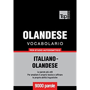 Vocabolario Italiano-Olandese per studio autodidat