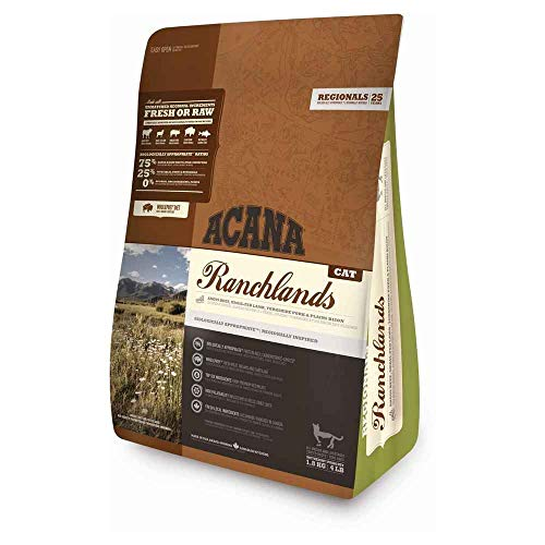 ACANA Ranchlands Comida para Gatos - 1800 gr