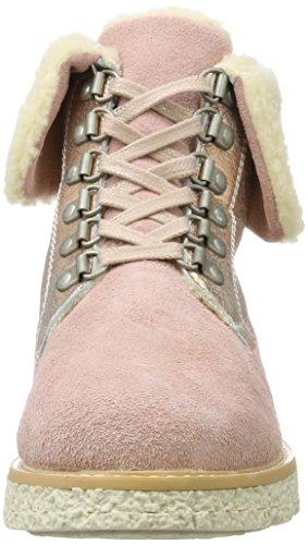 Marco Tozzi Premio Damen 26254 Stiefel Pink (lt Rose Comb)