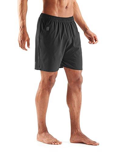 Skins Activewear Square 7 Corsa Shorts - SS18 Black