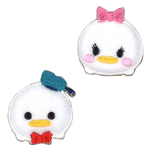 embleme Minoda Disney TSUM TSUM Donald & Daisy D01Y0474