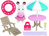 Sylvanian Families Freya's Day at The Seaside