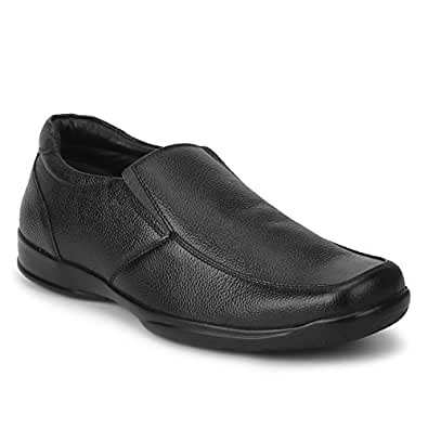 Red Chief Men's Black Formal Shoes - 6 UK/India (40 EU)(RC3500 001)