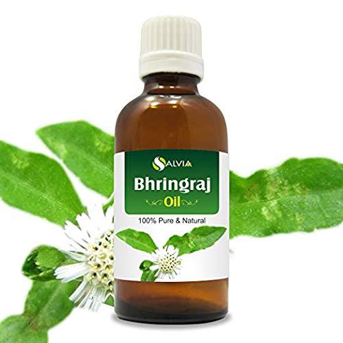 Bhringraj Öl 100% natürlichen Pure unverdünnt ungeschliffen Öl 30ml - Nicht Fettende Formel