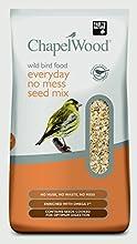 Chapelwood Cada Día Sin Ensuciar Pájaro Silvestre Semilla Mix - 1,8 Kg