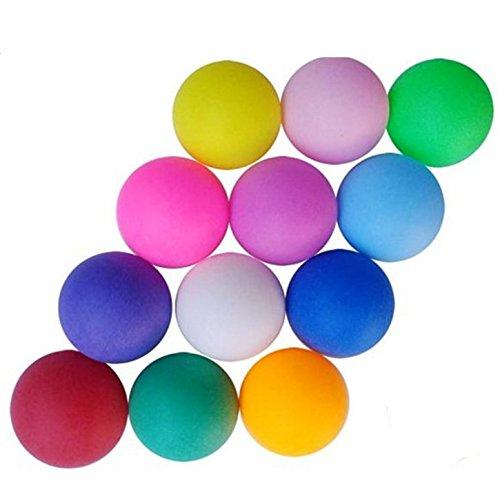Tischtennisbälle, markenloser Stil