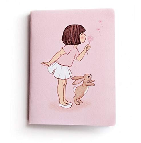 Belle & Boo Small Notebook 'Dandelion' (Vintage Style)