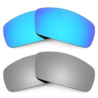 Revant Ersatzlinsen für Oakley Crosshair (2012) Eisblau MirrorShield® 3EeHUK