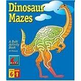 Dinosaur Mazes by Buki