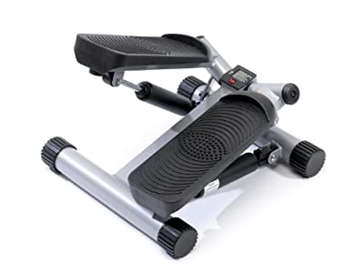 SportPlus Mini Stepper Side mit Trainingsbändern, SP-MSP-001