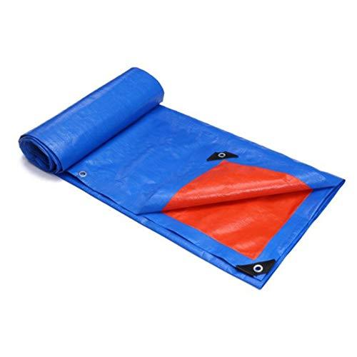 Newgreenca Polyethylen PE Auto Persenning Gepäckabdeckung Wasserdichte Anti-Aging-Canopy