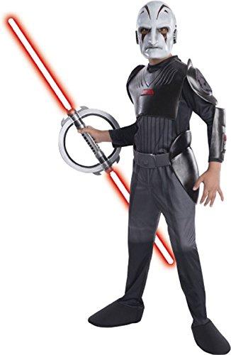 Der Inquisitor StarWars Rebels Kostüm für Kinder,