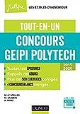 Concours Geipi Polytech - Tout-en-un 2019-2020
