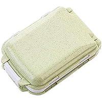 Queta Pillendose 7 Fach klein Medikamentenbox wochentage pillenbox woche Tablettenbox tabletten wochenbox Tablettendose preisvergleich bei billige-tabletten.eu