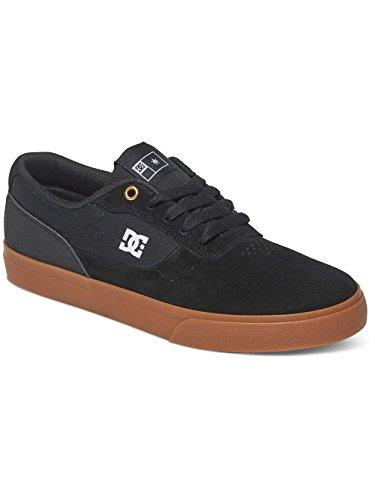 Dc Shoes Switch S Zapatillas De Caña Baja Noir - Black/Black/Gum