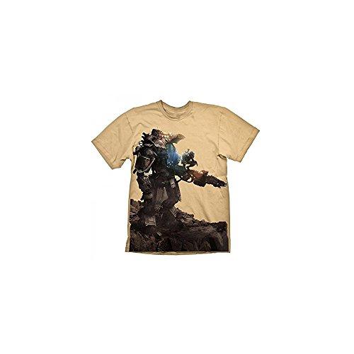 T-shirt Titanfall T-Shirt - Atlas Outpost Talla S