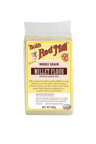 Bobs Red Mill Gluten Free Millet Flour 500g Test