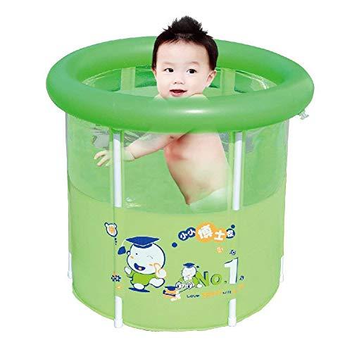 Yunfeng Piscina Casa Interior Baby natación Engrosamiento de Barril niños baño Tina...