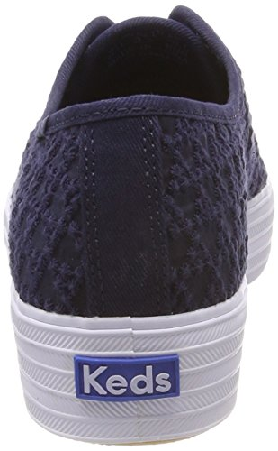 Keds TPL Embroidered Triangle Navy, Sneaker Donna blu (navy)