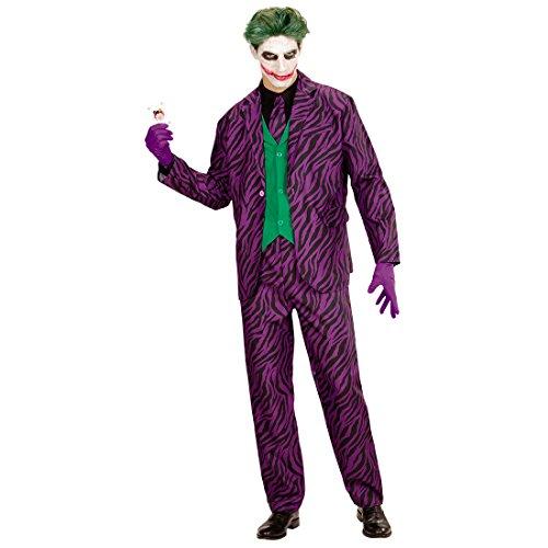 �sewicht Herrenkostüm L (52) Schurke Karnevalskostüm Halloweenkostüm Männer (Männer Bösewicht Kostüme)