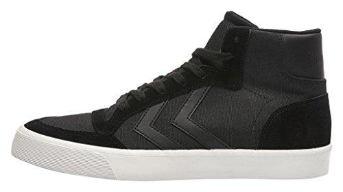 Hummel Stadil RMX High Chaussures NOIR Noir