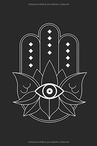 Notizbuch: Yoga Lotusblüte A5 Notebook liniert I Geschenk für Yogi Yoga Lehrer und Schüler I Tagebuch Journal Meditation