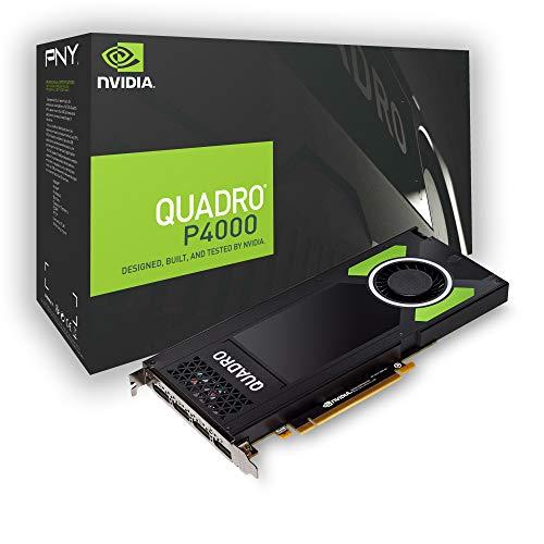 PNY Quadro  P4000 8GB GDDR5 Gaming-nvidia Quadro
